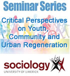 Critical Perspectives on Youth, Community and Urban Regeneration