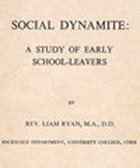 Social Dynamite: A Study of Early School Leavers